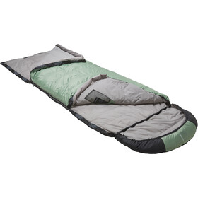 Nordisk Selma 0° Sleeping Bag L, mineral green/black
